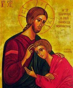 prière dieu est amour