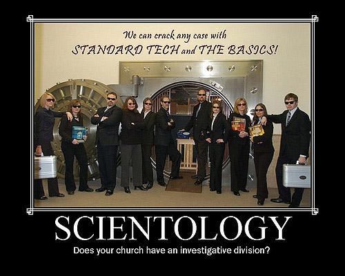 La Scientologie
