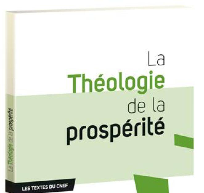 La théologie de la prospérité