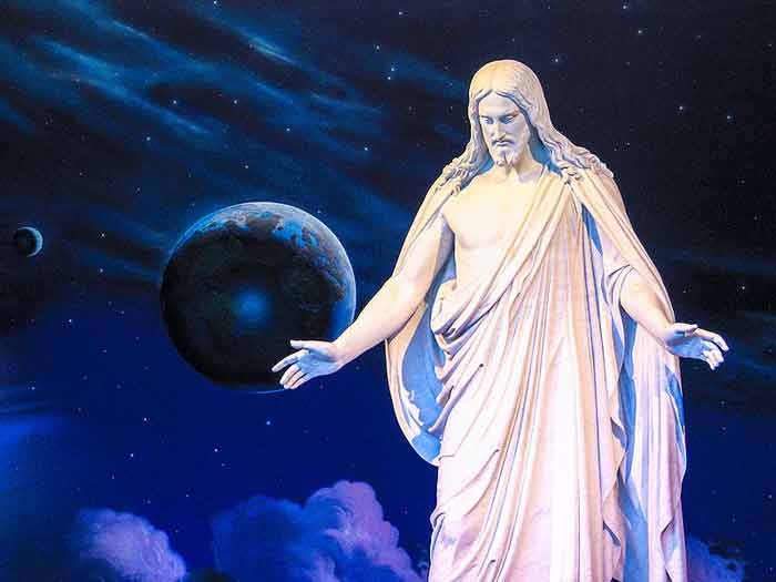 Le Jésus des Saints des Derniers Jours