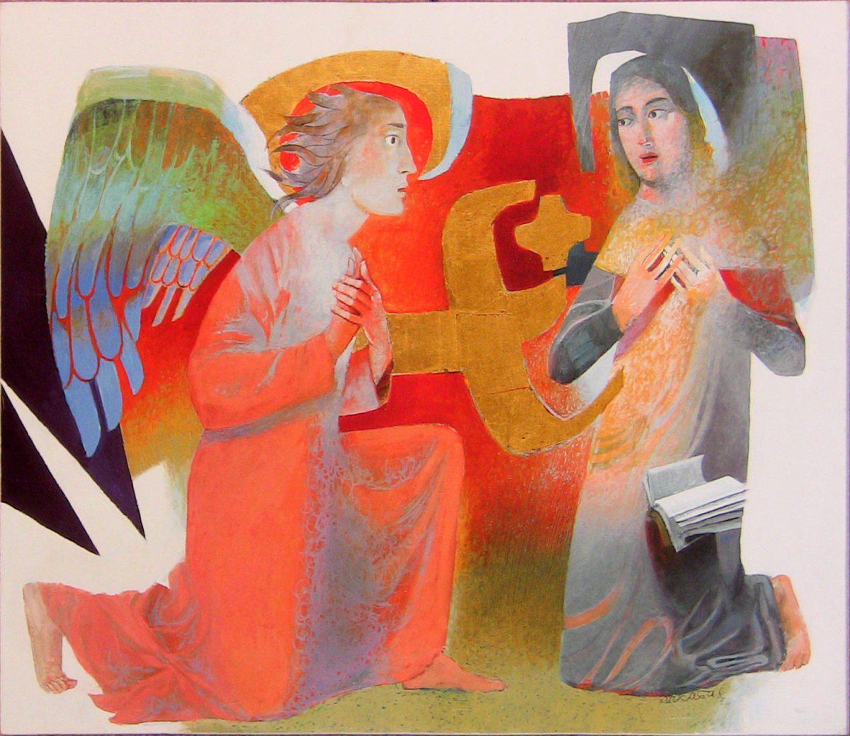 Une redécouverte des anges ?