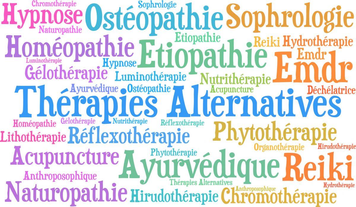 Médecines complémentaires, thérapies alternatives et religion chrétienne